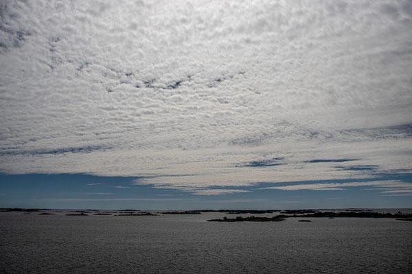 Bild 10: Mini Inseln im Meer