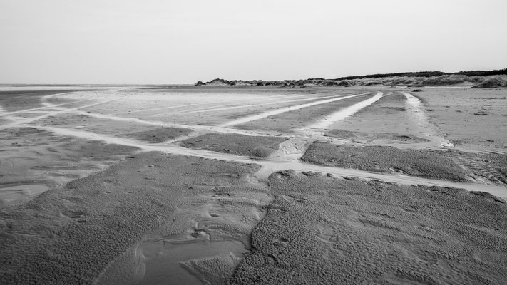 Bild 9: Spuren im Sand
