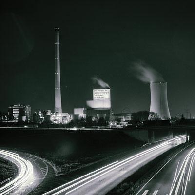 Bild 1 - Kraftwerk Herne