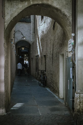Bild 5: Durchgang