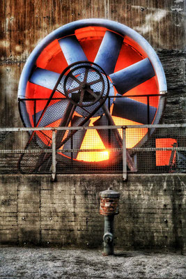 Bild 4: Einsamer Hydrant
