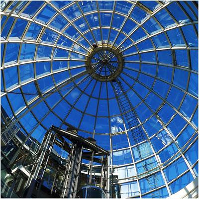 Bild 12: Kaufhauskuppel