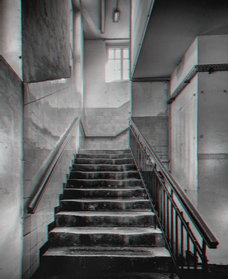 Bild 11: Treppenaufgang