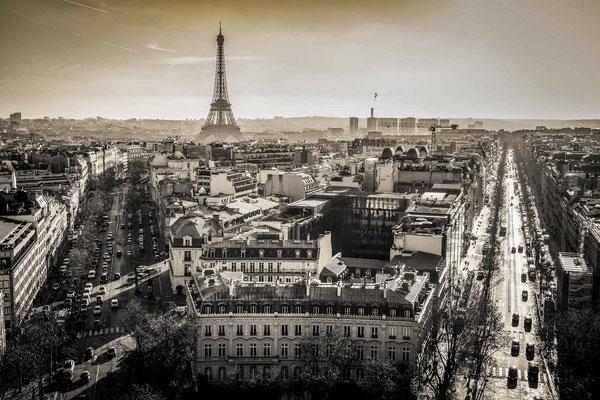 Bild 9 - Paris von oben