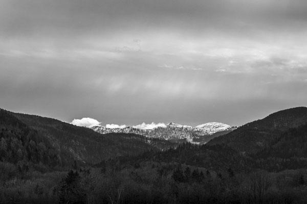 Bild 3 - Sehnsucht der Berge
