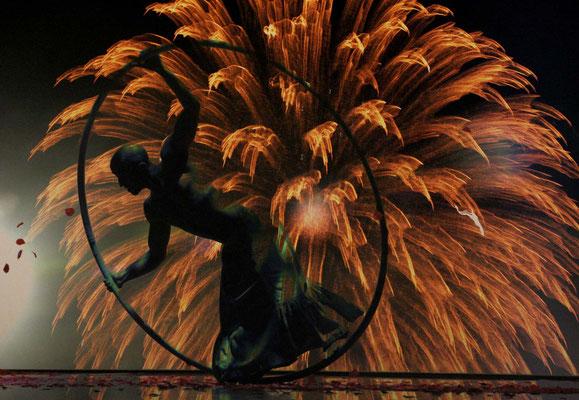Bild 8 - Feuerwerk