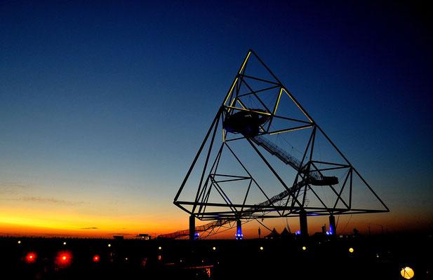 Bild 10 - Landmarke Tetraeder