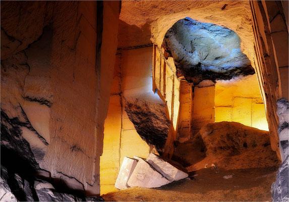 Bild 11 - Höhlenlandschaft