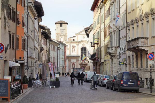 Trento reizt mit mediterranem Flair