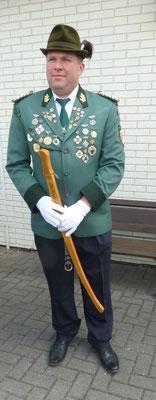 Holzkönig Sven B.