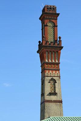 Turm vom Tullabad