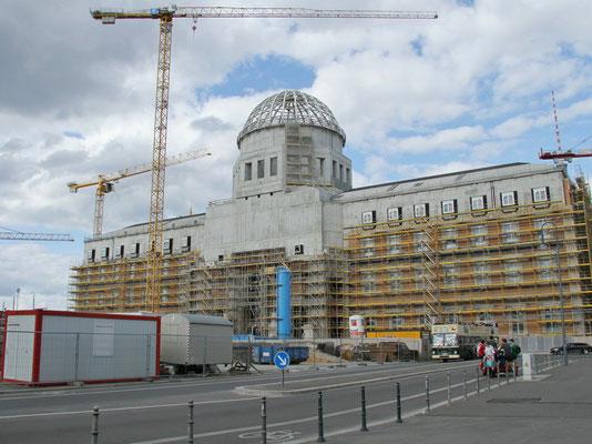 Neubau des Berliner Schlosses