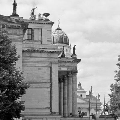 Konzerthaus und Französischer Dom
