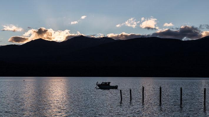 Te Anau - Fiordland - New Zealand - Nuova Zelanda