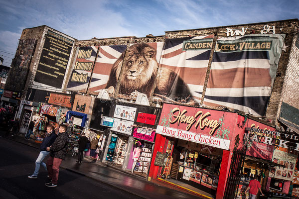 Camden Town - Londra
