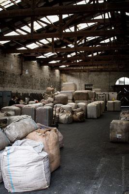I magazzini del vecchio porto di Oamaru - New Zealand - Nuova Zelanda