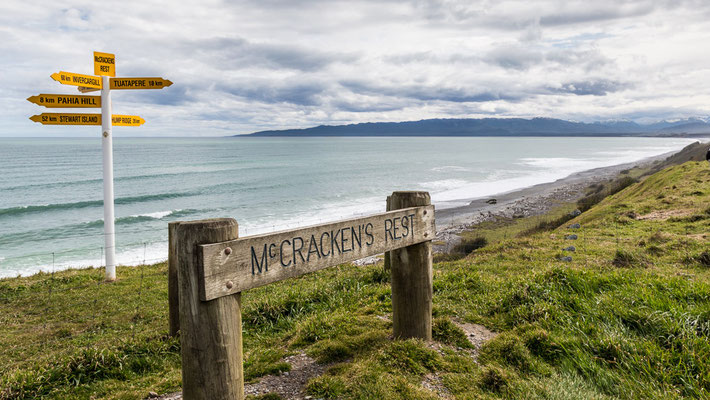 McCracken's rest - New Zealand - Nuova Zelanda