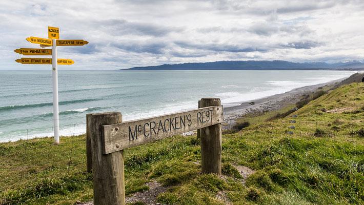 McCracken's rest - New Zealand - Nuova Zelanda