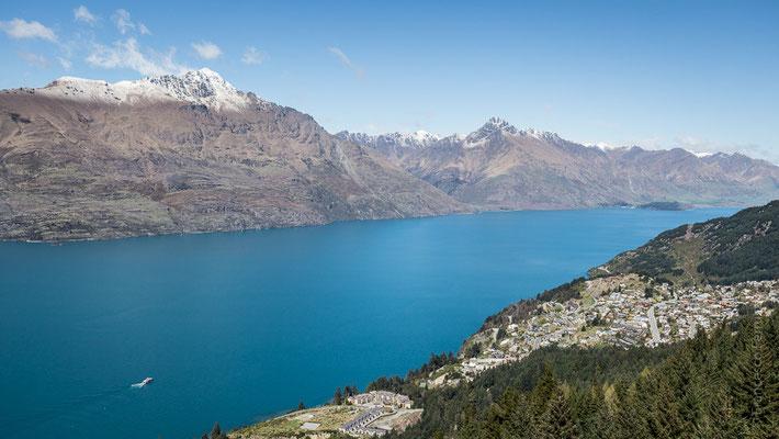 Lago Wakatipu - New Zealand - Nuova Zelanda