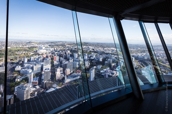 Auckland - Sky Tower - New Zealand - Nuova Zelanda