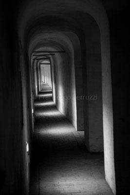 Passetto di Castel Sant'Angelo (collegamento con San Pietro) - Roma