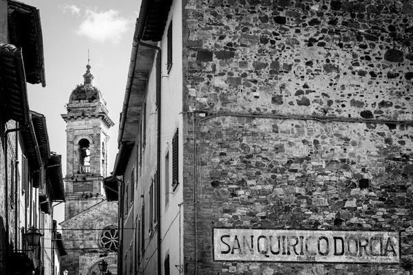 San Quirico d'Orcia - Toscana