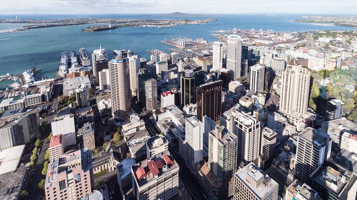 Auckland - Sky Tower - New Zealand - Nuova Zelanda