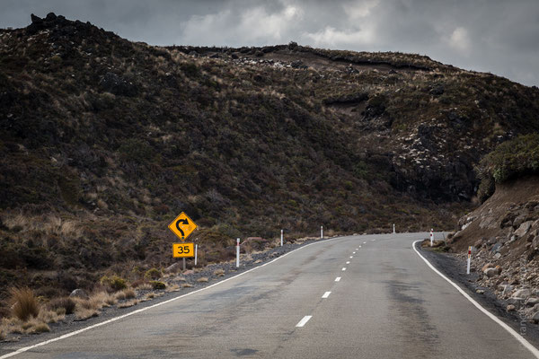 Tongariro National Park - New Zealand - Nuova Zelanda