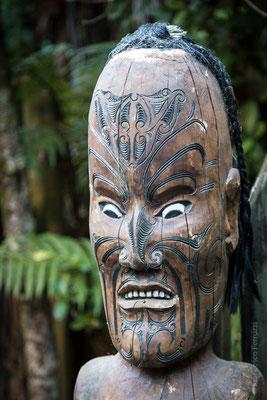 Villaggio Maori a Rotorua - New Zealand - Nuova Zelanda