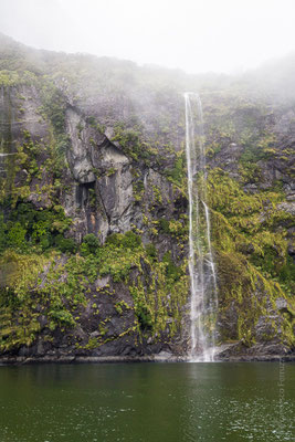Milford Sound - Fiorland National Park - New Zealand - Nuova Zelanda