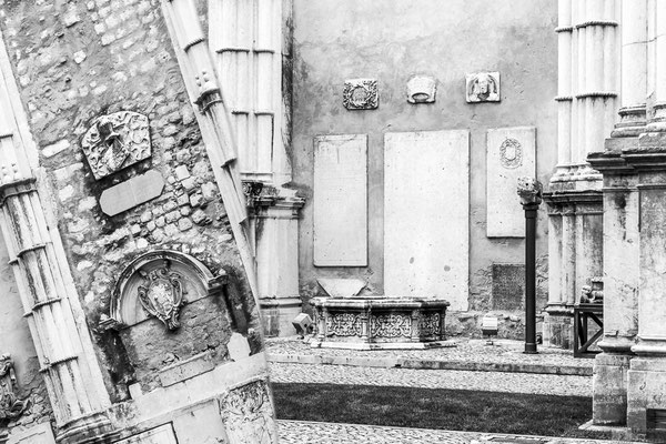 Riflessi - Igreja Do Carmo (Chiesa del Carmine) a Lisbona