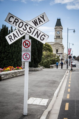 Oamaru - New Zealand - Nuova Zelanda