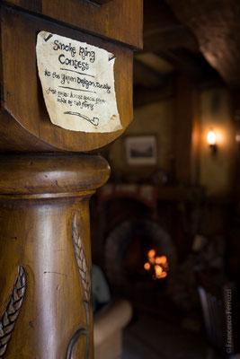 The Green Dragon - Hobbiton Movie Set - New Zealand - Nuova Zelanda