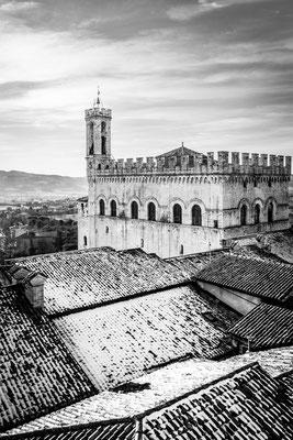 Palazzo dei Consoli a Gubbio - Umbria