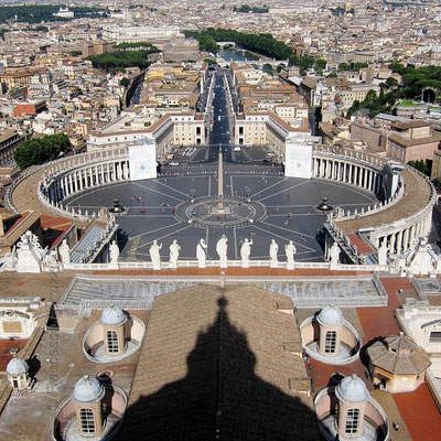 Piazza San Pietro - Vaticano