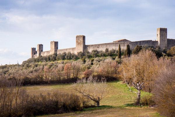 Monteriggioni - Toscana