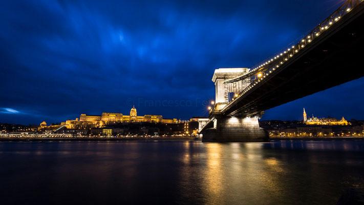 Il ponte delle Catene - Budapest
