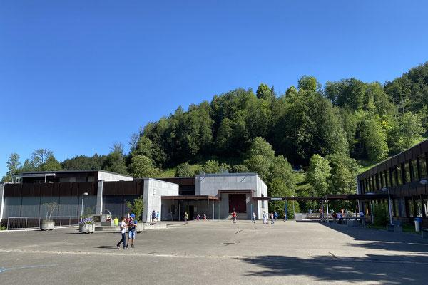 Pausenplatz Altlandenberg Bauma
