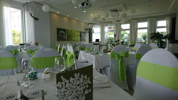 Hochzeit in der Blattform Wetzlar