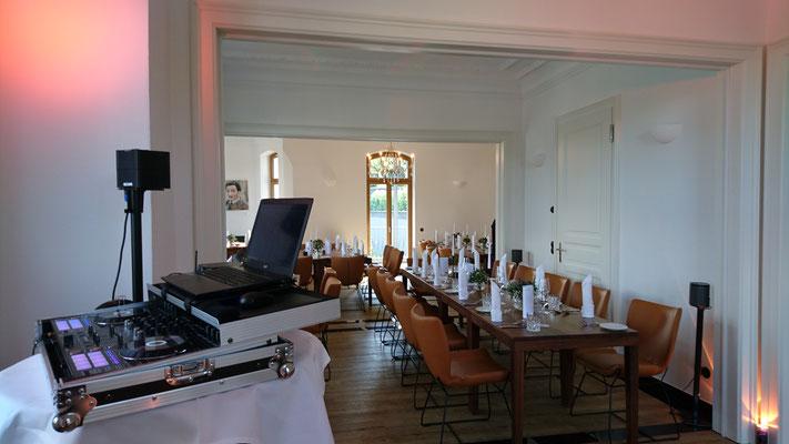 Hochzeit im Restaurant Villa Busch, Haiger