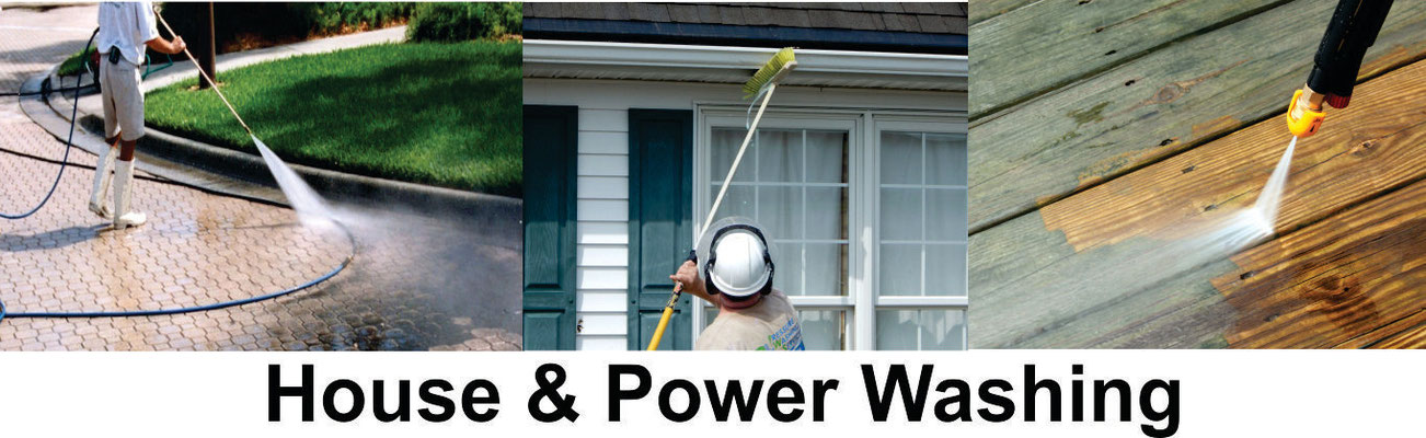 House & Power Washing