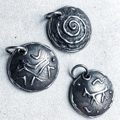 Ciondoli in argento 925