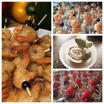 Snacks & Canapees Catering Dachau