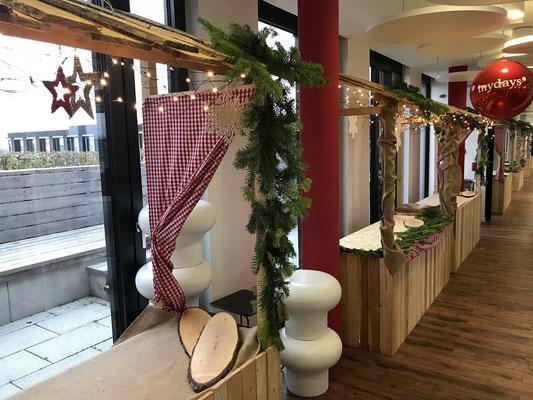 Weihnachtsmarkt für Firmen in München und Freising