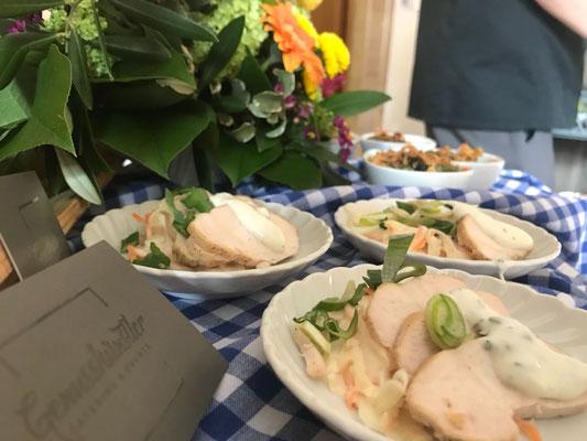 Bayerisches Buffet, Genusskünstler Catering & Event