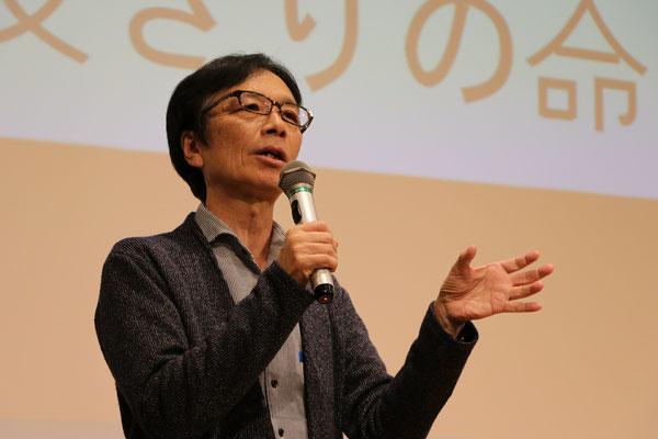 ゲストの協会ビジネスコンサルタント前田先生