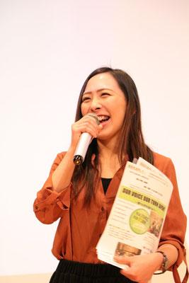 元児童養護施設職員現一般社団法人Masterpiece代表 菊池真梨香さん