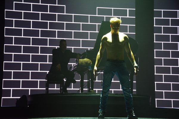 Breakin Mozart live auf der Bühne der MS3