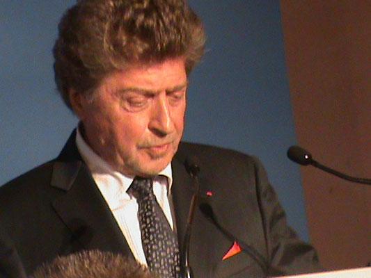 Monsieur Damien ALARY, Président de la région Languedoc-Roussillon