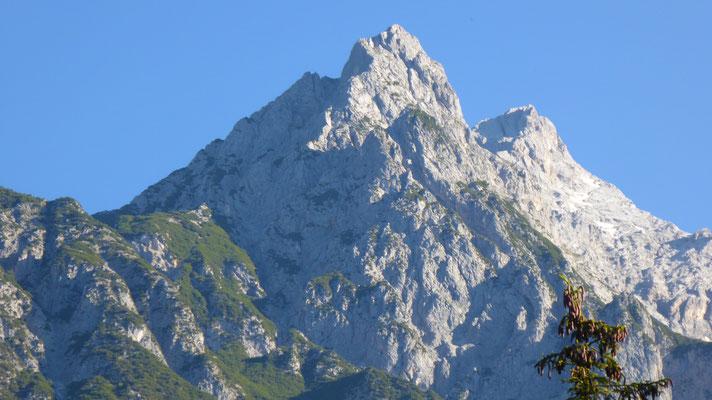Südgrat der Fallbachkarspitze (Gr. Wechselspitze)